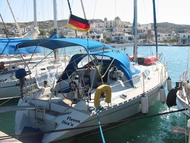 Segelyacht Feeling 416 di Flexen ex´nH